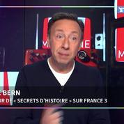 Stéphane Bern : «Non seulement je paye mes impôts en France mais, en plus, je donne tout à mon pays»