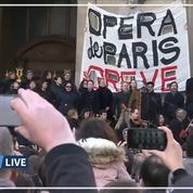 REPLAY - Le concert donné par l'Opéra de Paris en soutien aux grévistes