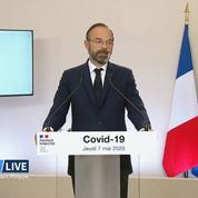 Edouard Philippe: «Dans trois semaines, nous saurons si nous avons réussi à contenir l'épidémie»