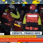 Inondations : «On a dû développer une culture du risque», estime le maire de Cannes