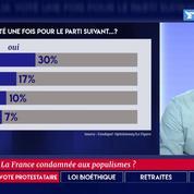 Vote protestataire : la France condamnée aux populismes?