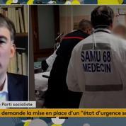 Coronavirus: Olivier Faure demande l'abandon de la réforme du chômage