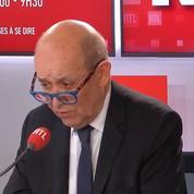 Crash en Iran: La France prête à apporter son «expertise» dans l'enquête, annonce Jean-Yves Le Drian