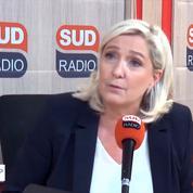 Marine Le Pen : «oui, bien sûr que je veux être présidente»