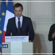 Coronavirus: la France reste au stade 2, annonce le ministre de la Santé