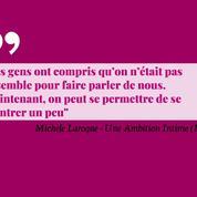 Non Stop People - Michèle Laroque et François Baroin amoureux : pourquoi ils restent discrets