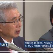Carlos Ghosn: «Cette affaire est montée de toutes pièces», affirme sa défense