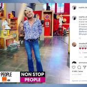 Non Stop People - Affaire conclue : Sophie Davant répond aux critiques des téléspectateurs