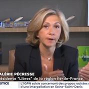 Valérie Pécresse annonce qu'un masque en tissu sera offert à chaque abonné Navigo