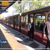 Les Allemands désormais obligés de porter le masque dans les transports en commun
