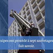 Paris : au moins un mort dans l'incendie d'un Ehpad