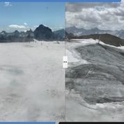 Deux-Alpes : la piste de ski du glacier fermée pour la première fois