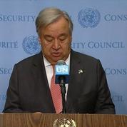 Syrie : le secrétaire général des Nations unies annonce la création d'un comité constitutionnel