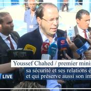 Le premier ministre tunisien espère «qu'il y aura un gagnant qui préserve la Tunisie»