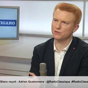 Séparatisme islamiste: Quatennens y voit «une tentative de diversion» des retraites