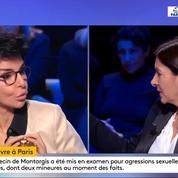 Municipales 2020: «Je ne suis pas votre élève», lance Rachida Dati à Anne Hidalgo