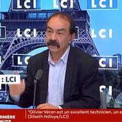 Philippe Martinez: «Plus le gouvernement défend son projet de loi, moins les gens le comprennent»