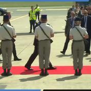 Boris Johnson est arrivé au sommet du G7