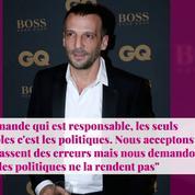 Non Stop People - Mathieu Kassovitz : 25 ans après La Haine, il dénonce les violences policières