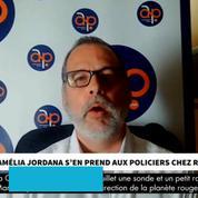 Non Stop People - Camélia Jordana coupable de racisme anti-blanc ? Un syndicaliste policier hausse le ton (vidéo)