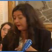 Sandra Muller : «Le message est clair, c'est taisez-vous !»
