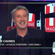Antoine de Caunes : « Les opinions les plus absurdes doivent être exprimées à la télévision »