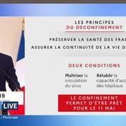 Edouard Philippe pose deux conditions au déconfinement