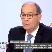 Intrusion à la CFDT: «La CGT déraille», juge Éric Woerth