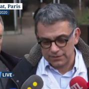 Coronavirus: un couple originaire de Wuhan hospitalisé à Paris, «va bien»
