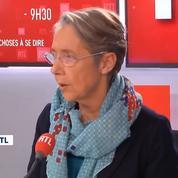 «État autoritaire»: les propos de Ségolène Royale sont «très graves», déclare Elisabeth Borne