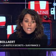 """Faustine Bollaert: «Avec """"La boîte à secrets"""", j'ai l'impression d'organiser une fête de mariage»"""