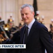La Poste: «Il n'y a pas de raison d'exercer le droit de retrait», estime Bruno Le Maire