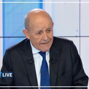 Iran: «La situation est très grave», avertit Jean-Yves Le Drian