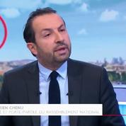 «Emmanuel Macron est un communitariste», accuse Sébastien Chenu