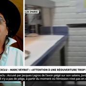 Non Stop People - Réouverture des restaurants : Marc Veyrat partage son inquiétude (vidéo)