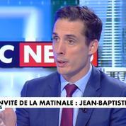 Coupures d'électricité de la CGT: «C'est un acte illégal répréhensible», dénonce Jean-Baptiste Djebbari