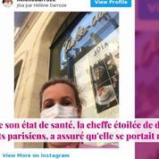 Non Stop People - Coronavirus : Hélène Darroze évoque sa guérison