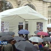 13 novembre: la commémoration devant la mairie du 11e arrondissement de Paris
