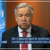 Confinement: l'ONU appelle à la lutte mondiale contre les violences conjugales