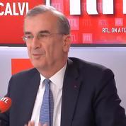 «Le chômage devrait passer sous 8% d'ici 2021», prévoit la Banque de France