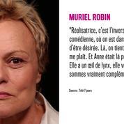 Non Stop People - Muriel Robin : Sa touchante déclaration d'amour à sa compagne