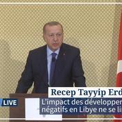 La Turquie prêt à envoyer des troupes militaires en Libye