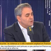 Délinquance: Xavier Bertrand dénonce une augmentation des violences