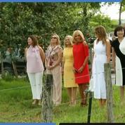 G7 : les images des «premières dames» à Espelette