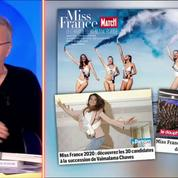 Laurent Ruquier appelle au boycott de l'élection de Miss France