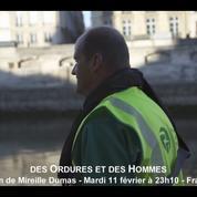 Des ordures et des hommes sur France 2 : les éboueurs de Paris lassés par la désinvolture des habitants