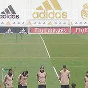 Le Real Madrid observe une minute de silence en mémoire de Kobe Bryant