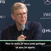 Rennes - Wenger ''pas candidat'' à la présidence