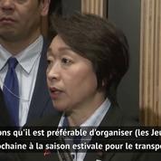 Coronavirus - Seiko Hashimoto se réjouit de la date trouvée pour le report des Jeux
