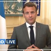 Emmanuel Macron: «Renforcer notre autonomie stratégique»